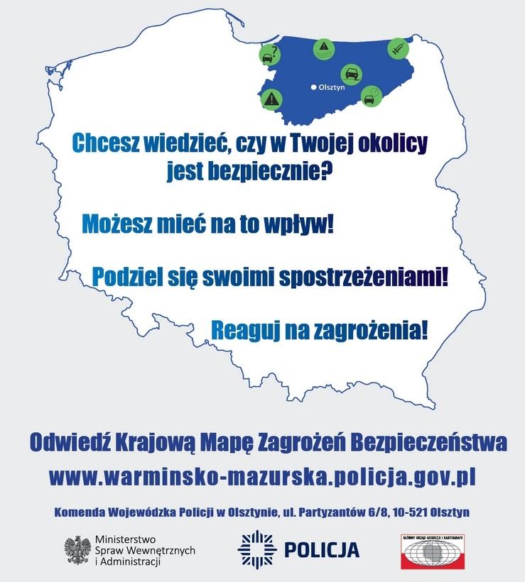 Szczytno Krajowa Mapa Zagrozen Bezpieczenstwa Aktualnosci